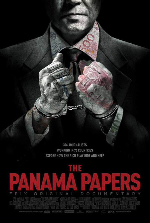 The Panama Papers - Poster