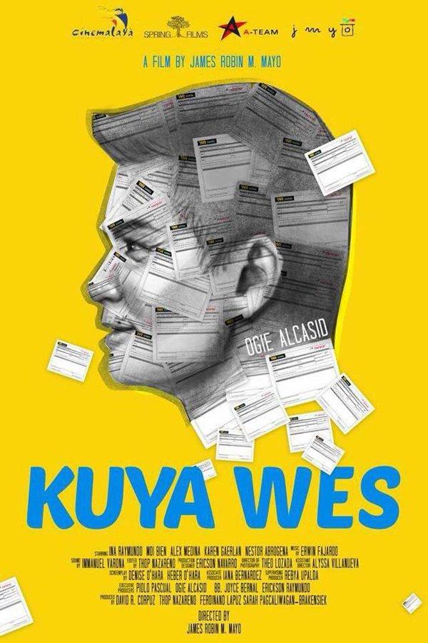 Kuya Wes - Poster