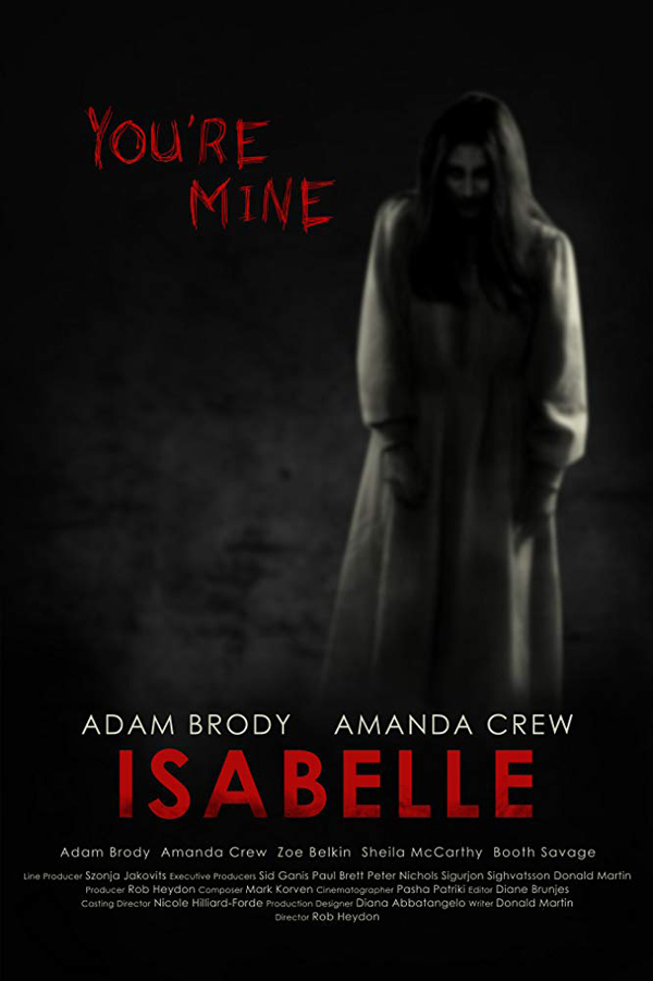 Isabelle - Poster