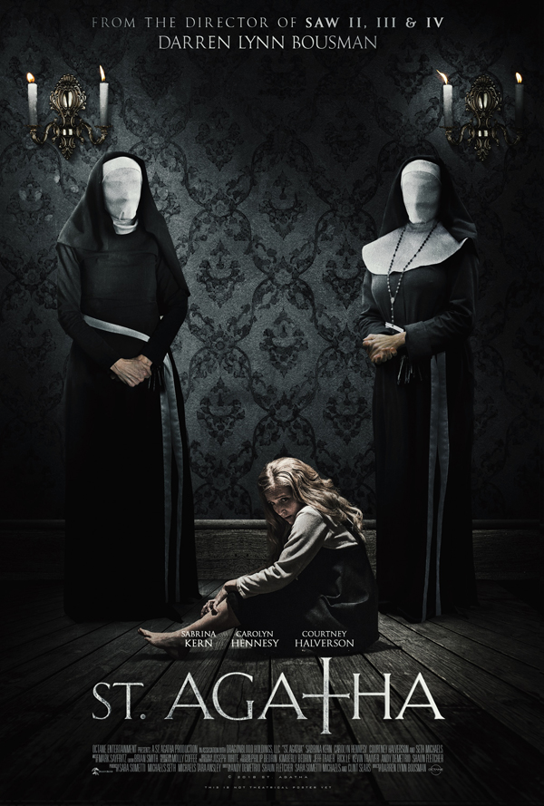 St. Agatha - Poster