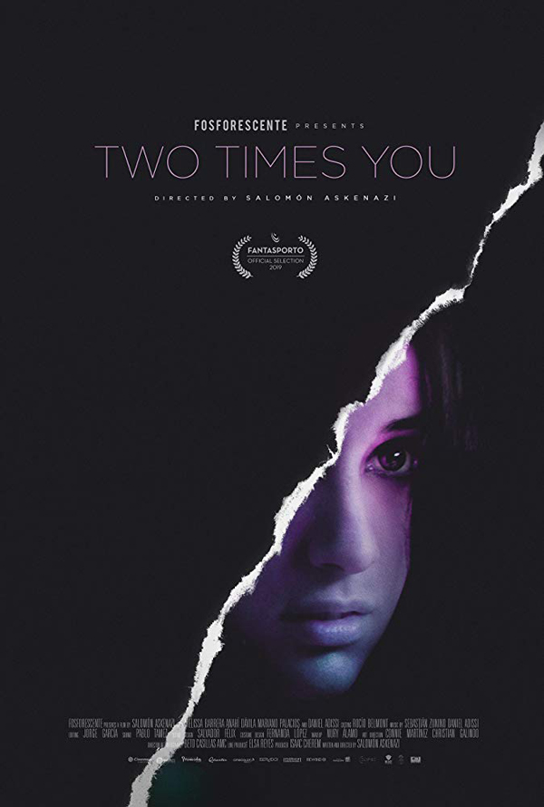 Two Times You (Dos Veces Tú) - Poster