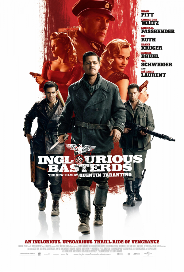 Inglorious Basterds - Poster