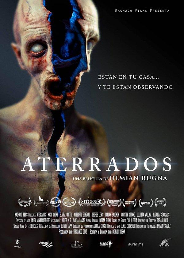 Aterrados - Poster
